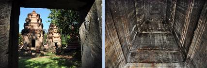 Wat An Kao Sai with Preah Enkosei temple in Siem Reap