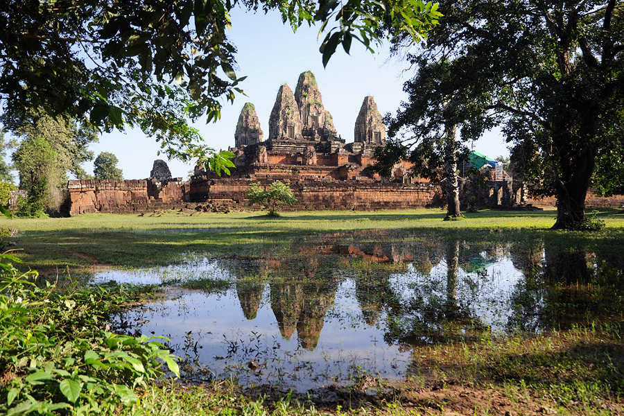 Pre Rup state temple