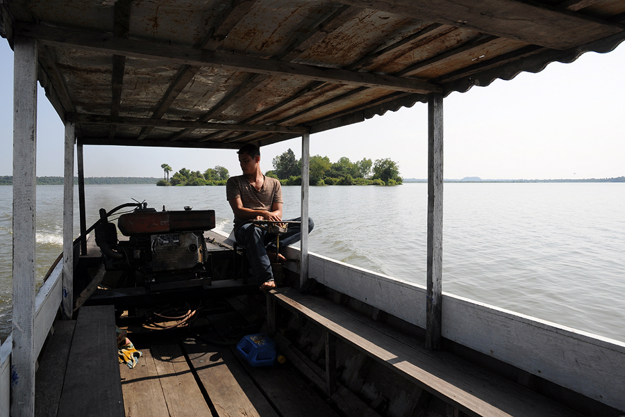 West-Baray historischer Stausee
