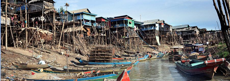Visiting Cambodias Floating Villages of Tonle Sap Lake